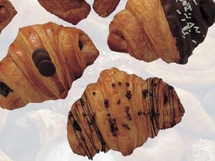 Schokolade Croissant