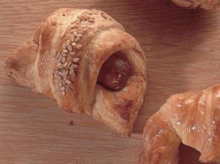 Croissant Mini Frankfurt