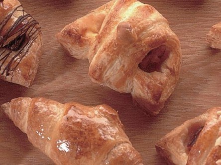 Croissant Mini Datil-Bacon