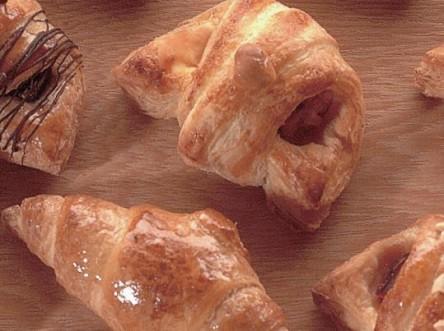 Croissant Mini Dátil-Bacon