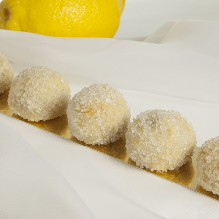 Panellets Citron