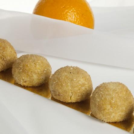 Panellets de Naranja