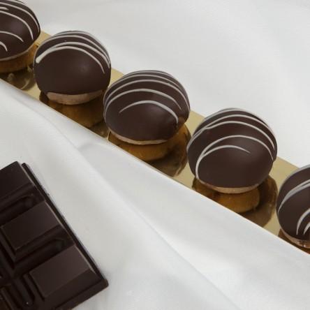 Panellets Schokolade