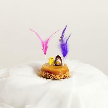Gâteau individuel Yolk